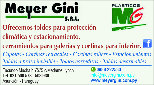 MEYER GINI S.R.L.